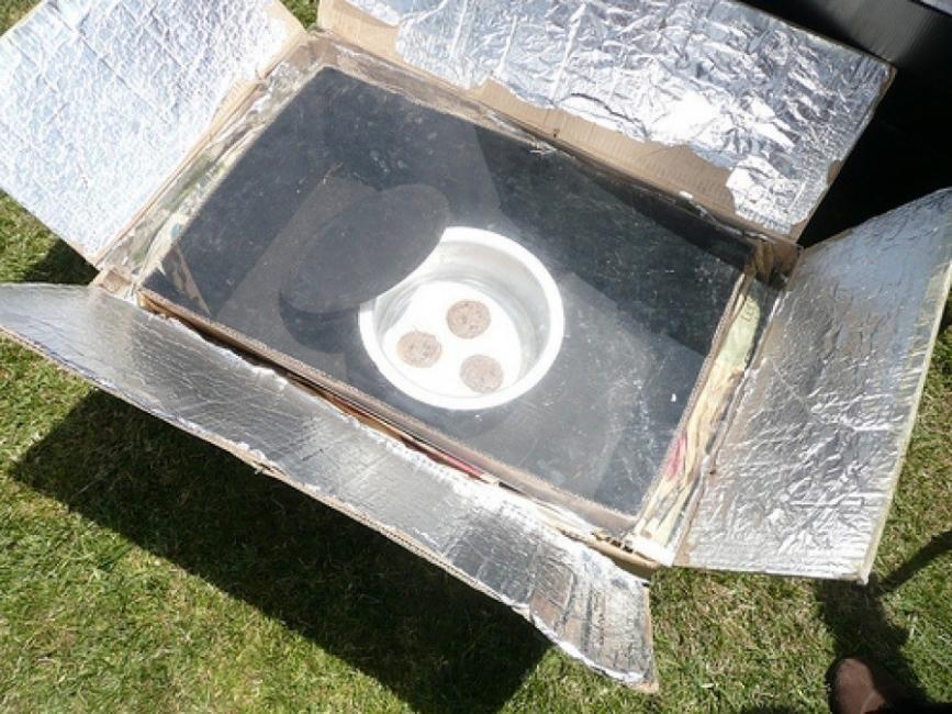 Como Hacer Una Cocina Solar Casera Y Muy Sencilla Bioguia