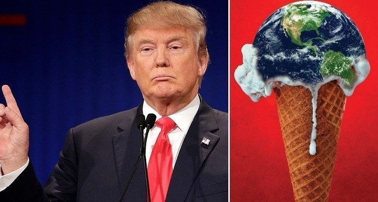 Decreto donald trump cambio climático