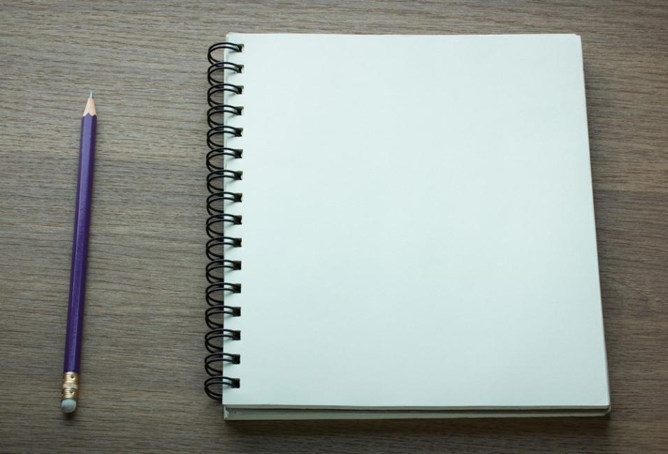 consejos para desbloquear tu creatividad- hoja en blanco