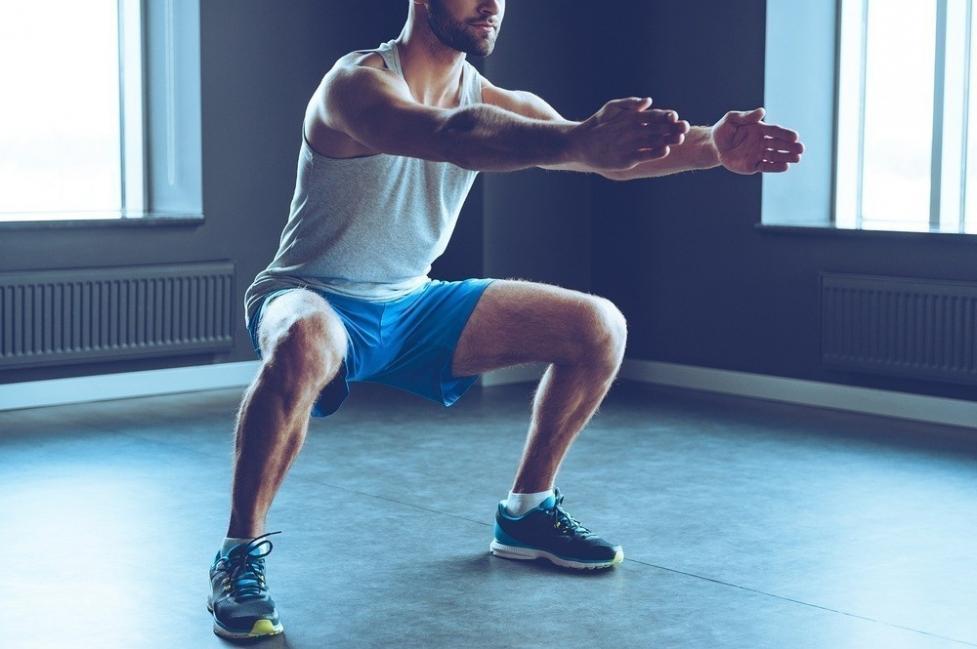 un mes de ejercicio piernas gluteos
