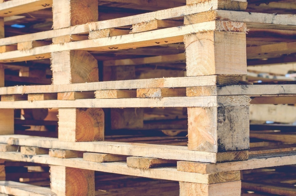 pallets- materiales sofa
