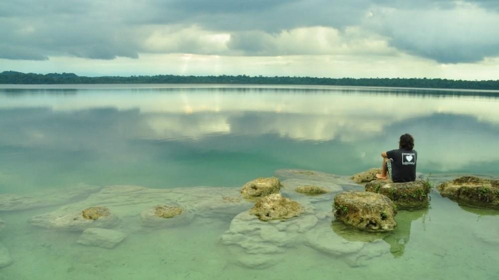 Laguna Lachuá, Guatemala