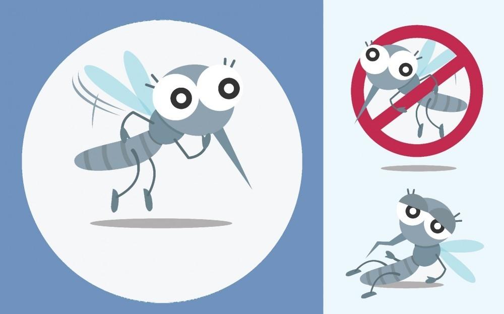 Los mosquitos pueden recordar olores