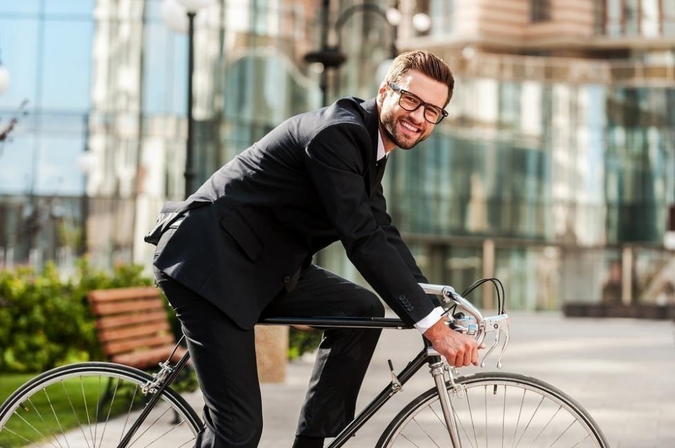 ir a trabajar en bicicleta colombia