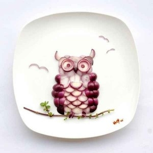 Originative food art created by Hong Yi 17