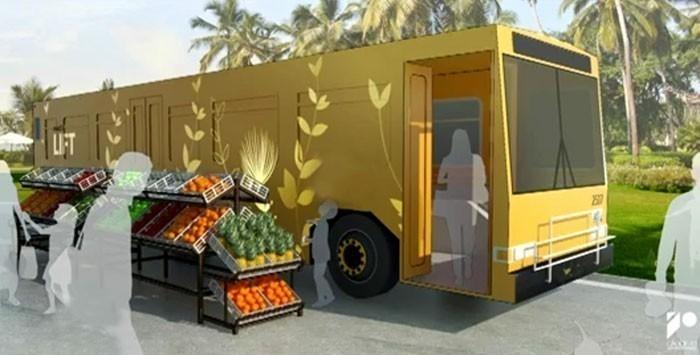 buses para sin techo - refugios- hawaii