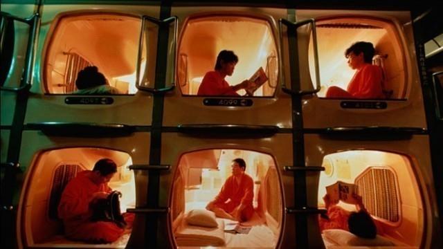 Japón hoteles