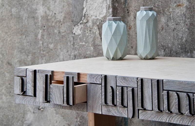 madera de periódicos- construcción
