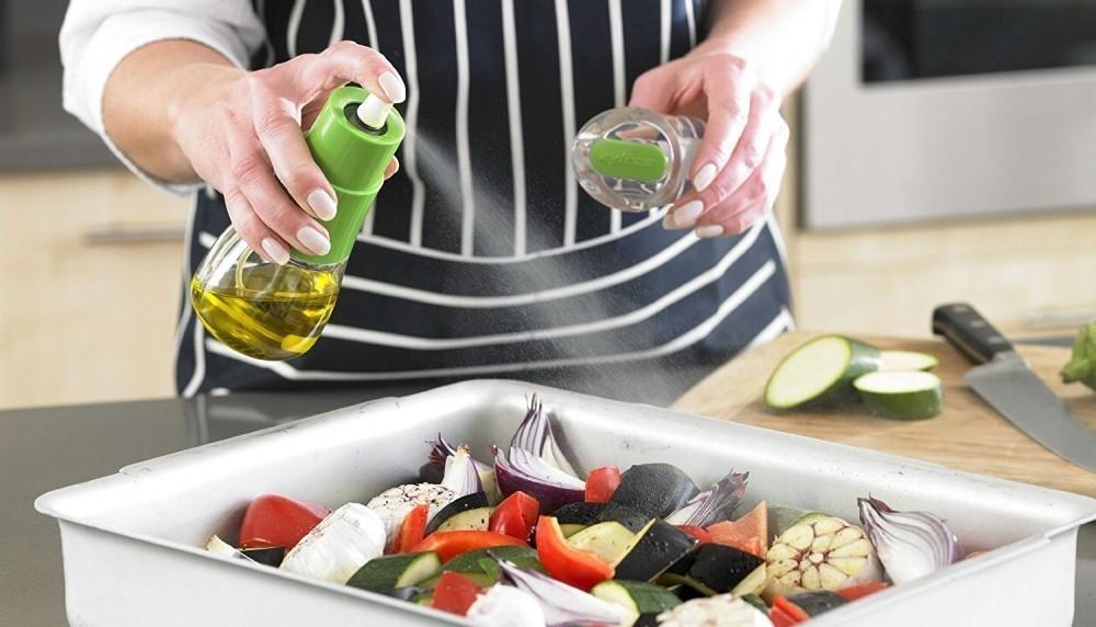 Herramienta de cocina saludable vaporizador de aceite