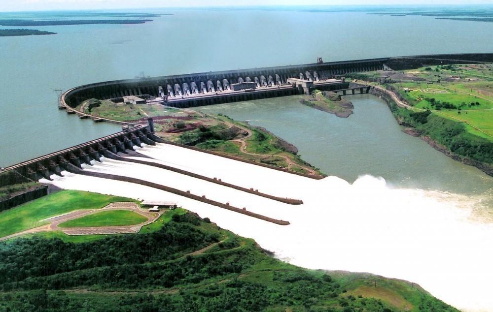 Día Mundial de Acción en Defensa de los Ríos- Represa de Itaipú
