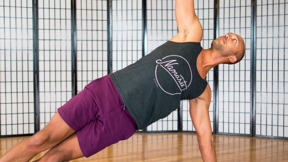 yoga para hacer en vacaciones - estrella
