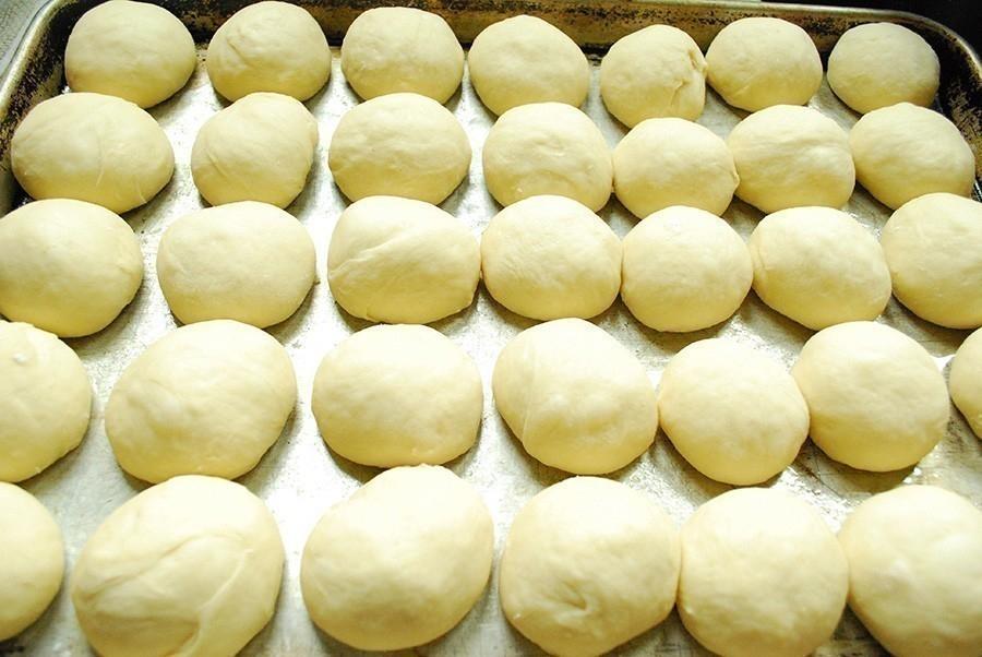 Panecillos de limón con glaseado- pan