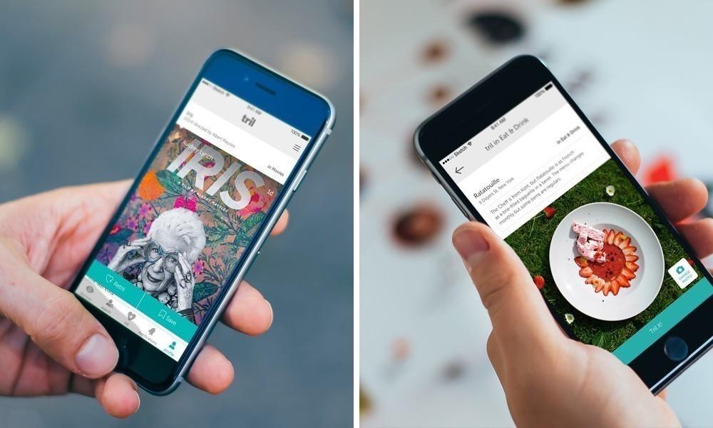 TRIL- aplicación móvil