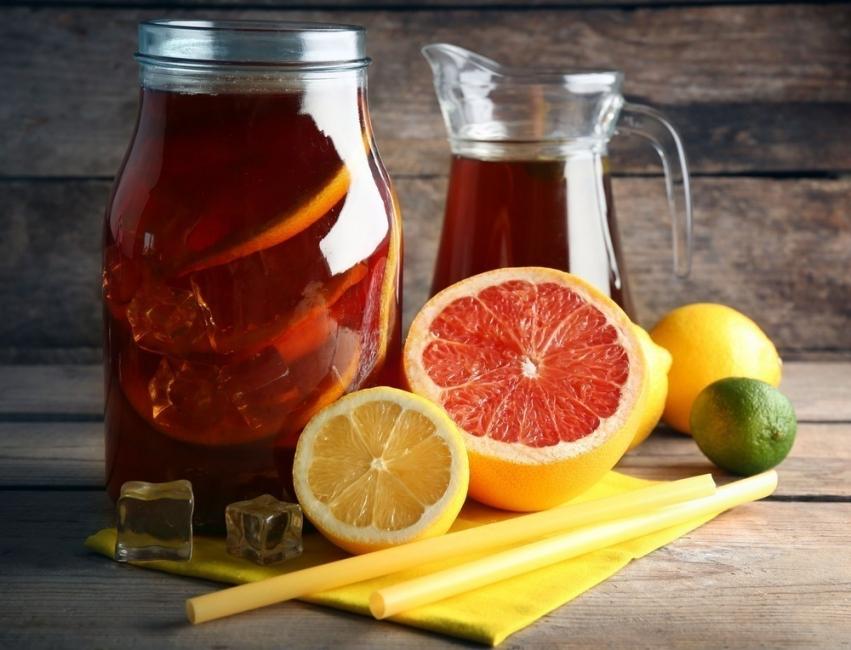 Bebida depurativa para mejorar el funcionamiento del hígado