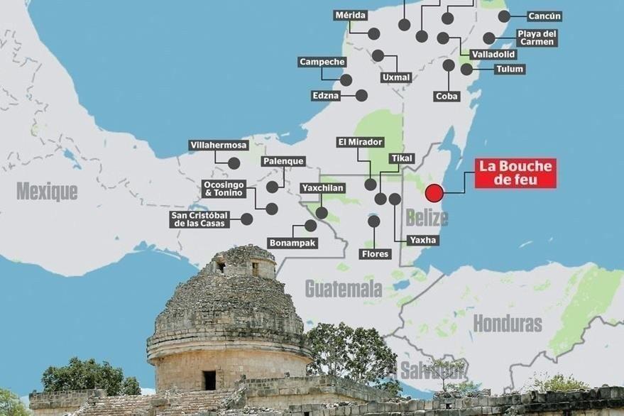 Nueva ciudad maya descubierta por niño de 15 años- historia