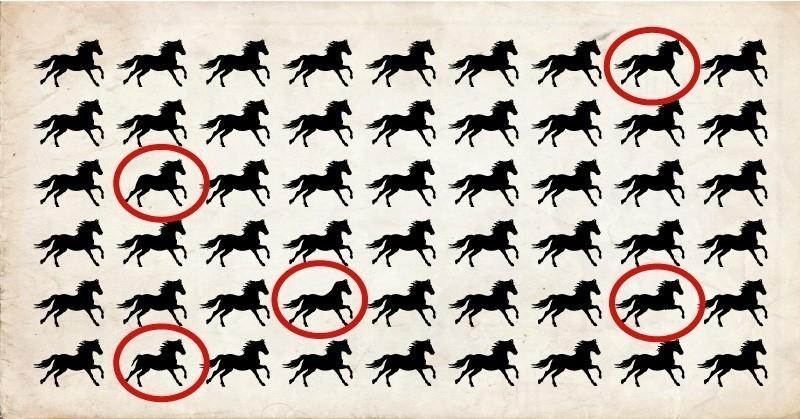 Juego caballos