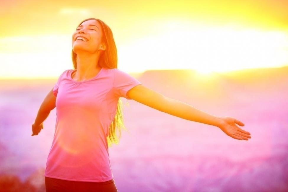 ver la vida de otra manera - felicidad