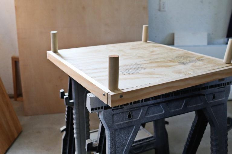 procedimiento mesa terrario