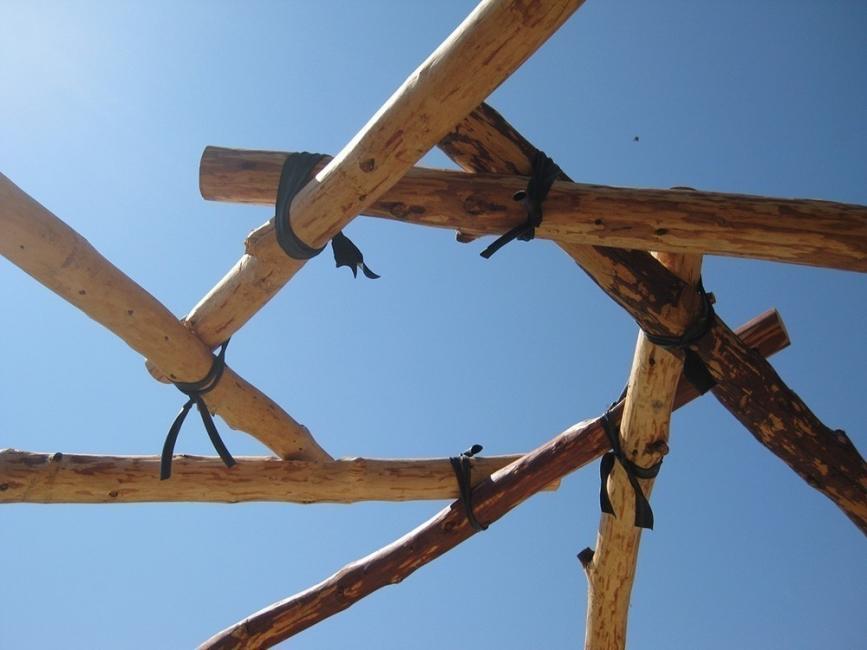 nudos y amarres para construcciones