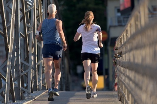 Correr mejora la salud