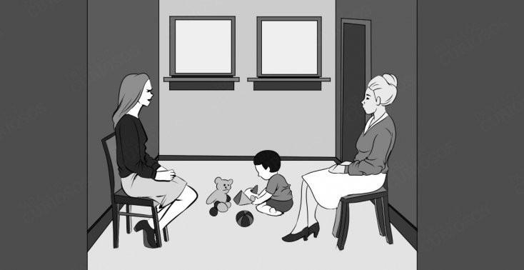 test madre del niño