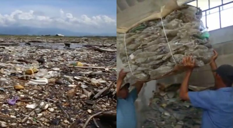 Image result for creativa forma guatemala plastico playa