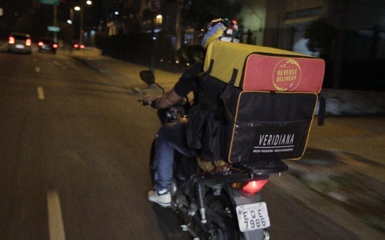 delivery a la inversa