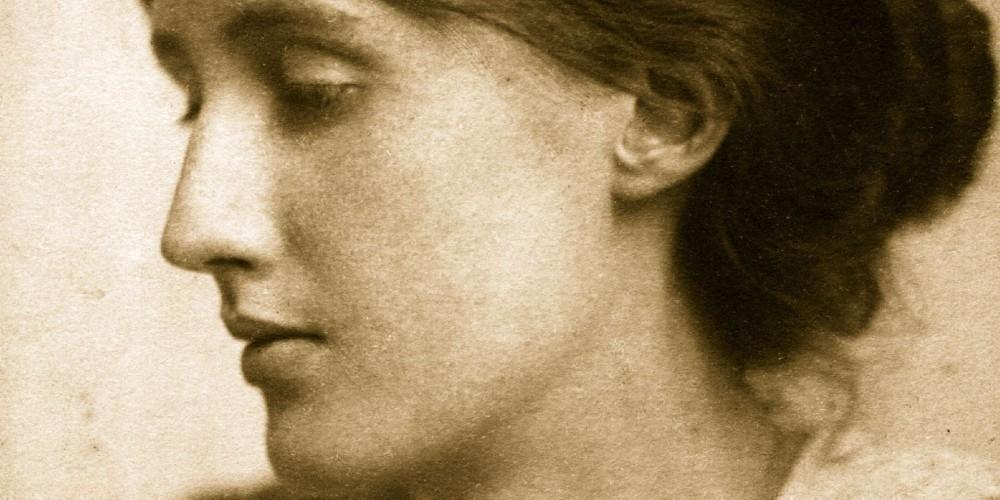 Virginia Woolf, escritora y feminista británica