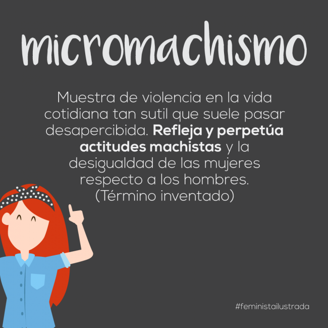 Micromachismos 15 Frases Comunes Que Perpetúan La