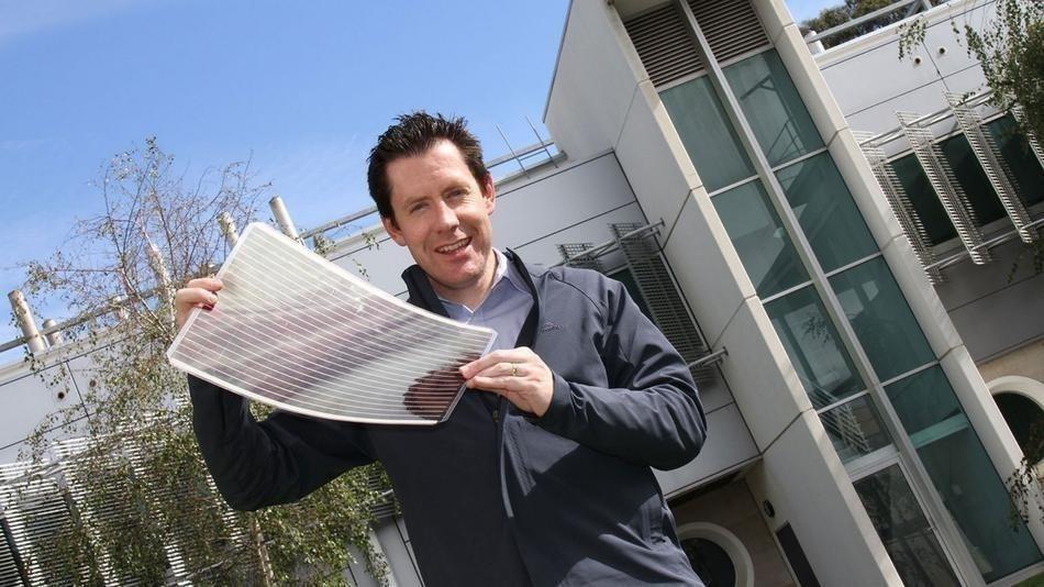 Células solares -Dr. Scott Watkins
