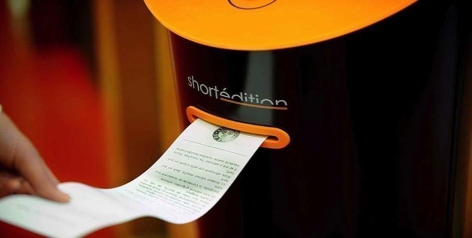 Dispensers de literatura - funcionamiento