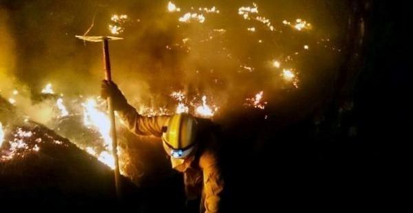 Incendios en España se han llevado más de mil hectareas