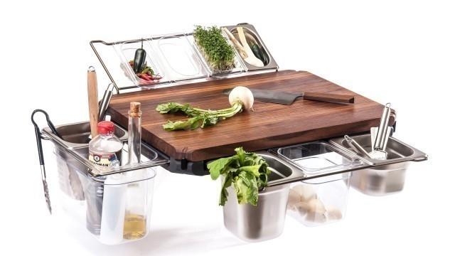 Un accesorio perfecto para cocinas peque as for Disenadores de cocinas pequenas
