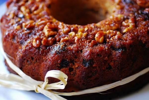torta de zanahoria, jengibre clavo y canela