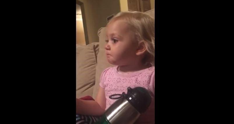 Jentree llora al ver The Good Dinosaur