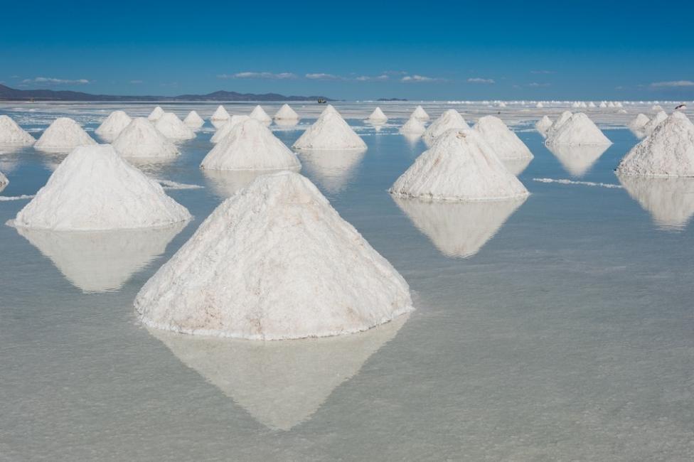 6. Salar de Uyuni - Bolivia