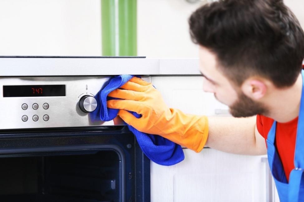 Cómo limpiar el horno sin químicos