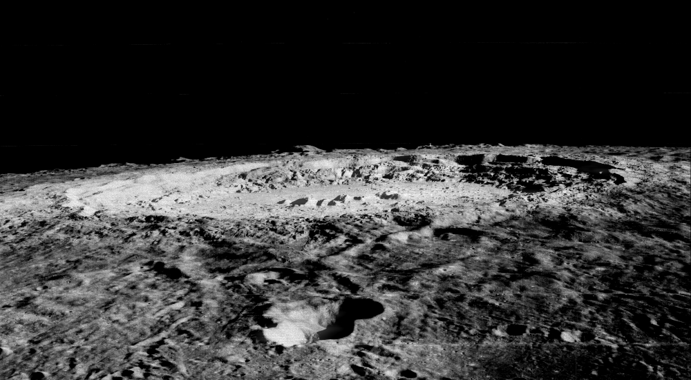 curiosidades sobre la luna- tamaño