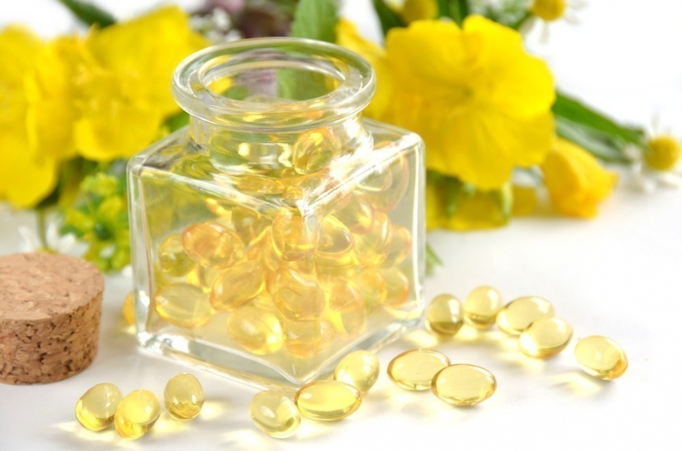 Endometriosis aceite de onagra