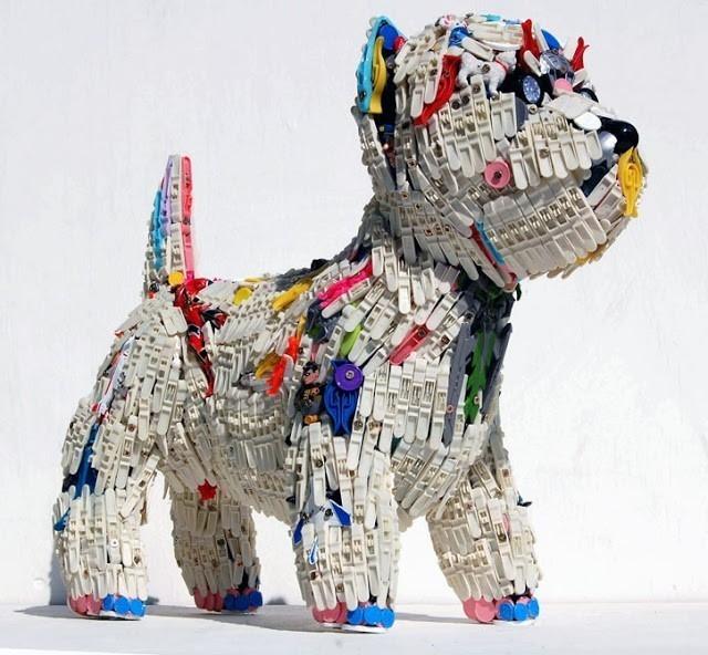 Roberto Bradford  esculturas