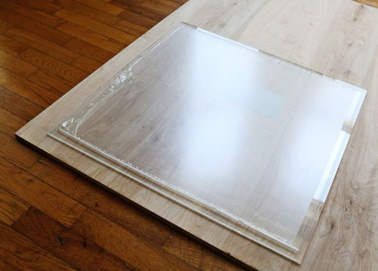 materiales - mesa terrario