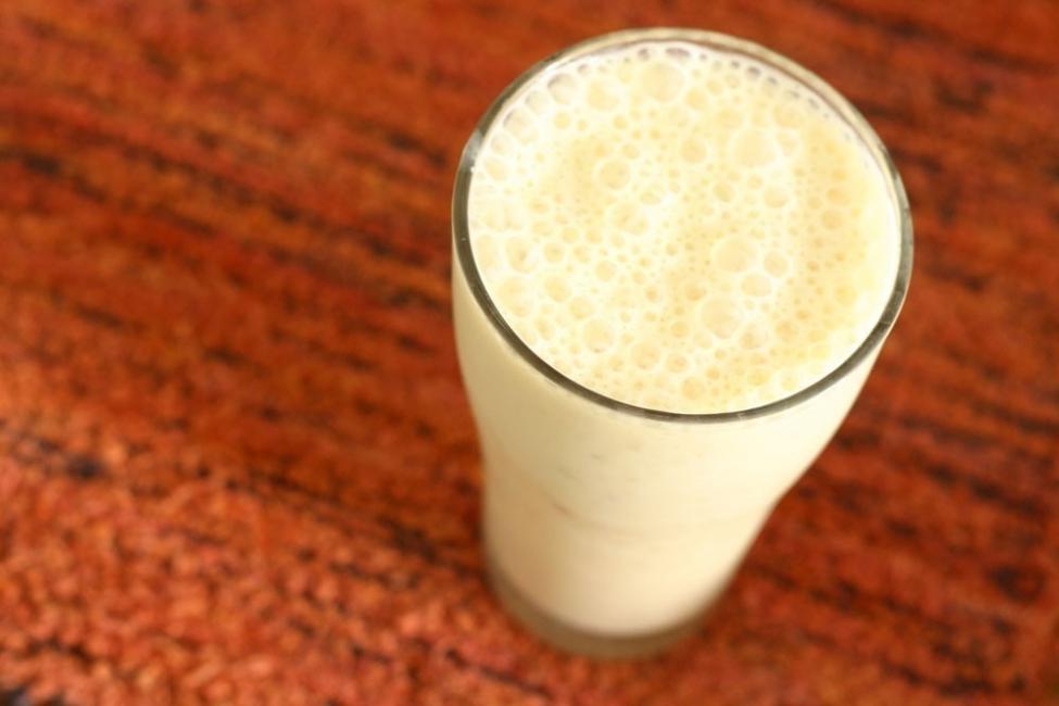 bebidas isotónicas - banana