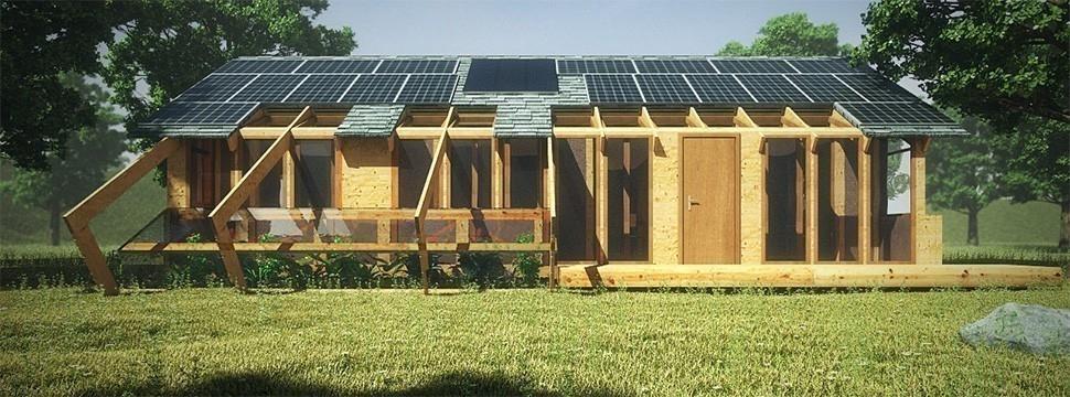 viviendas sociales y sustentables