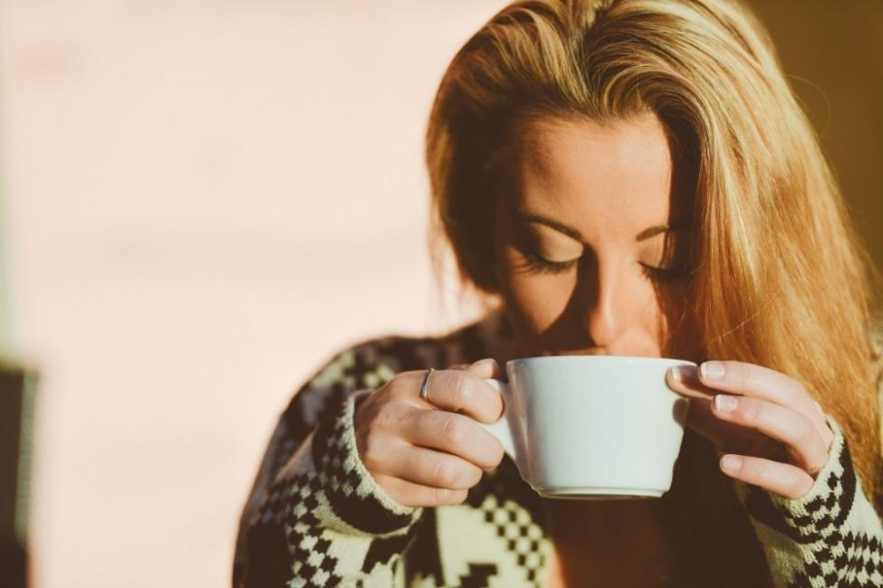borra de café- tomar