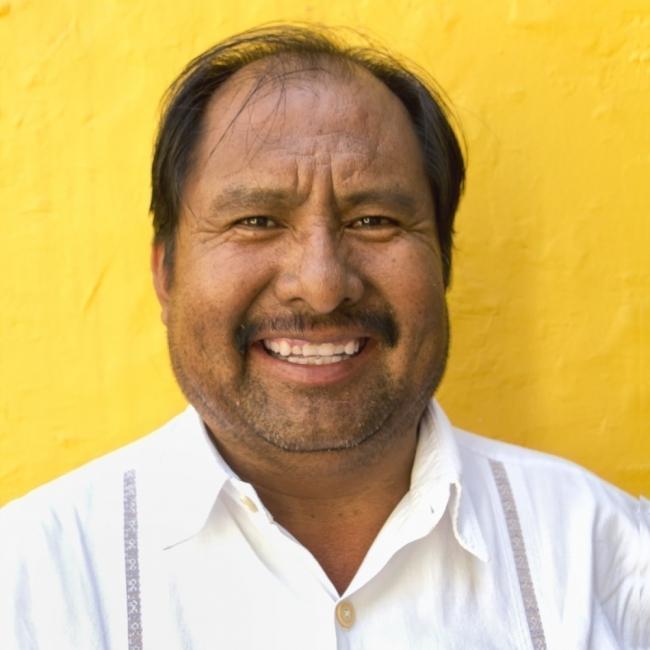 ganador del Premio Nobel de Ecología -  Jesús León Santos