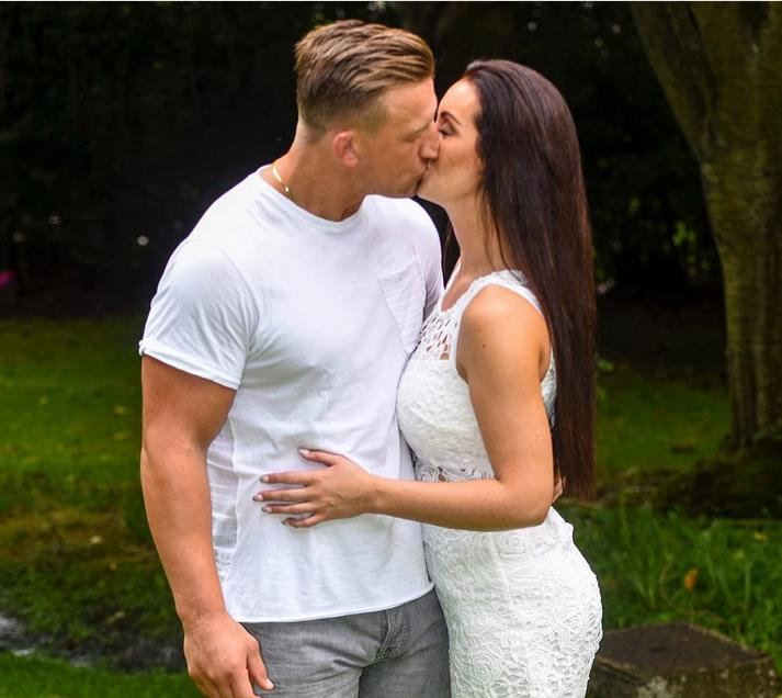 Tras su divorcio conoció a un fisioterapeuta de quien se enamoró