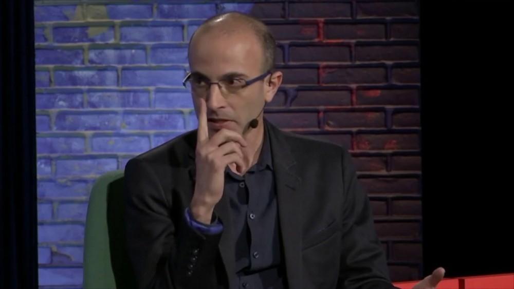 animales a dioses Yuval Noah Harari