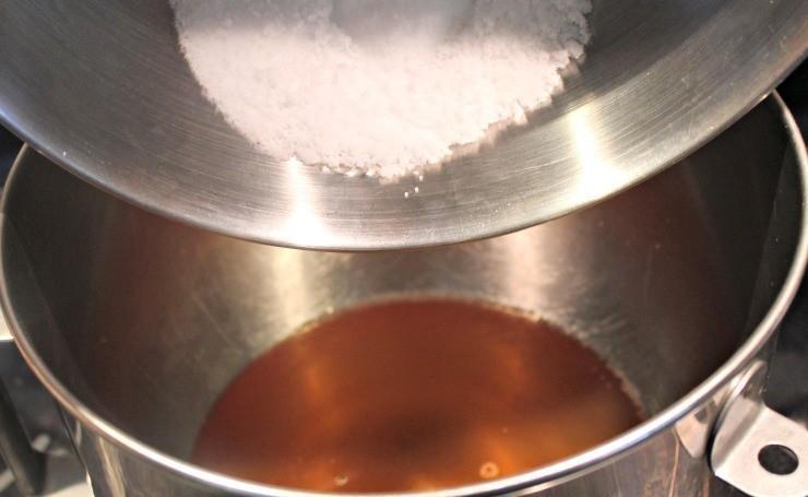 jabón casero - paso a paso
