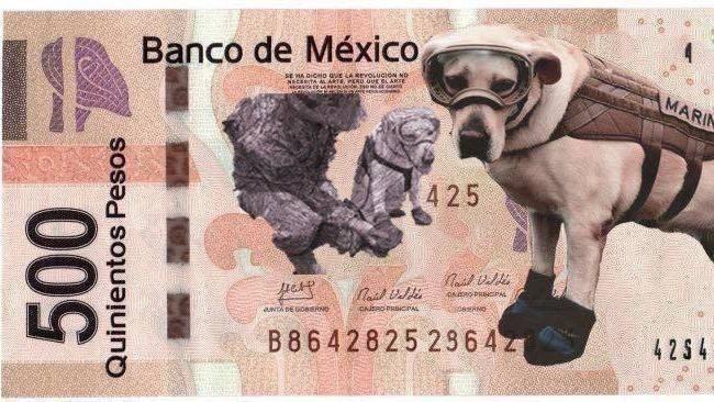 Una petición solicita agregarla en los billetes de 500 pesos mexicanos