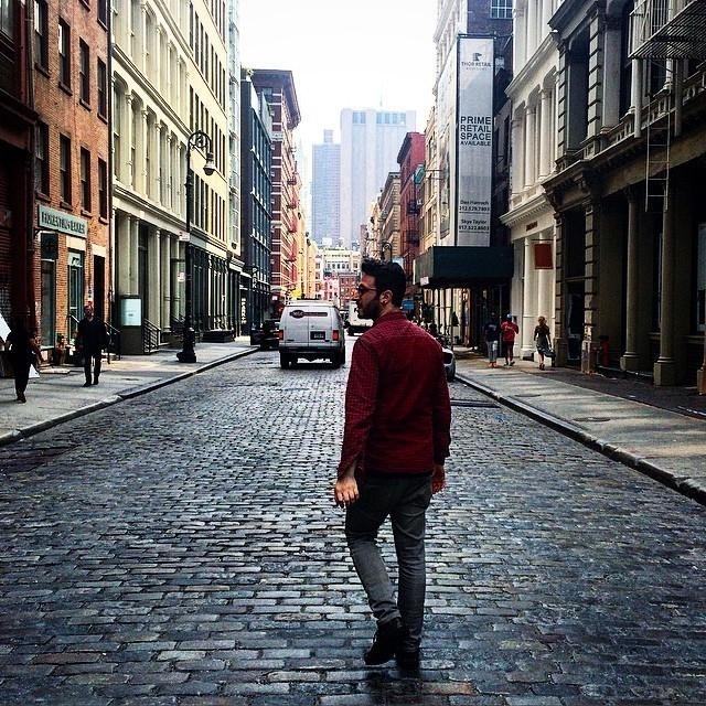 Perdido en la ciudad